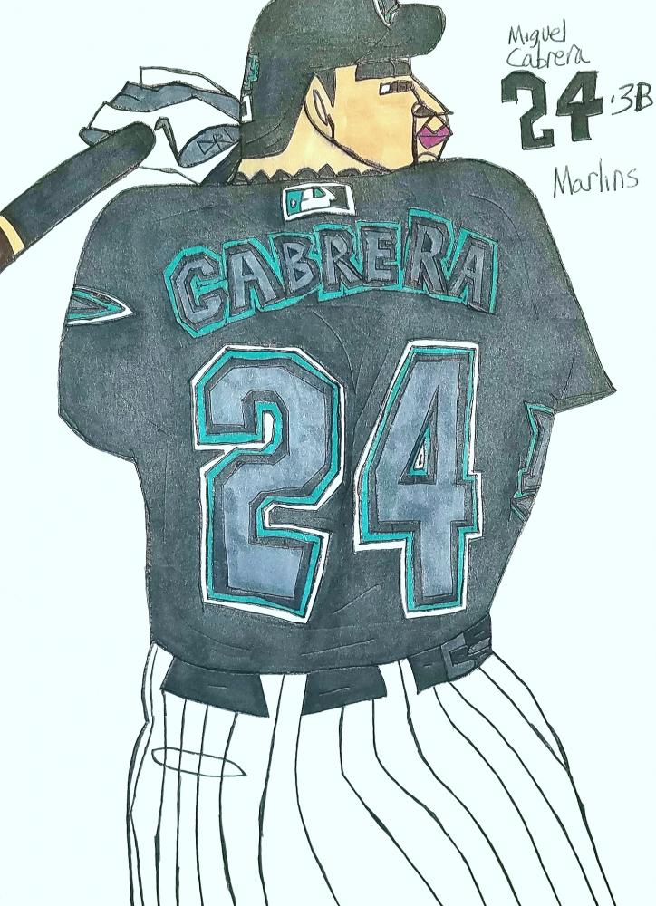 Miguel Cabrera par armattock